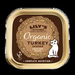 Organic Turkey Dinner