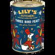 Christmas Three Bird Feast (400g)