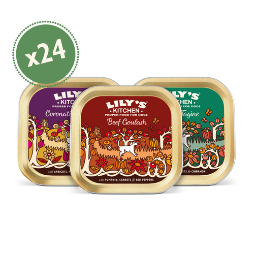 World Dishes 24 x 150g Multipack