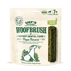 Medium Woofbrush Dental Chew (multipack)