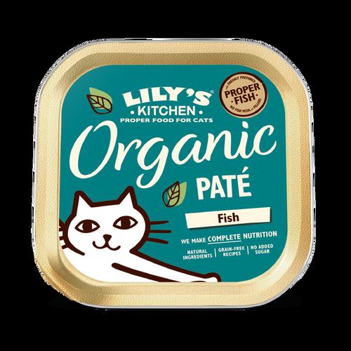 Organic Fish Paté