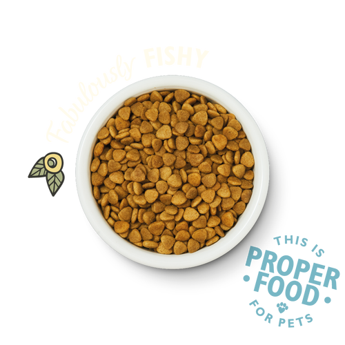Fabulous Fish Dry Food