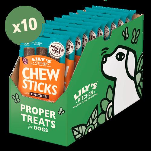 Chew Sticks with Chicken (10 x 120g)