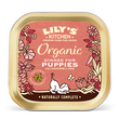 Organic Dinner for Puppies (150g)