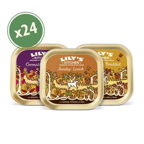 Weekend Favourites 24 x 150g Multipack