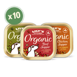 Organic Suppers 10 x 150g Multipack