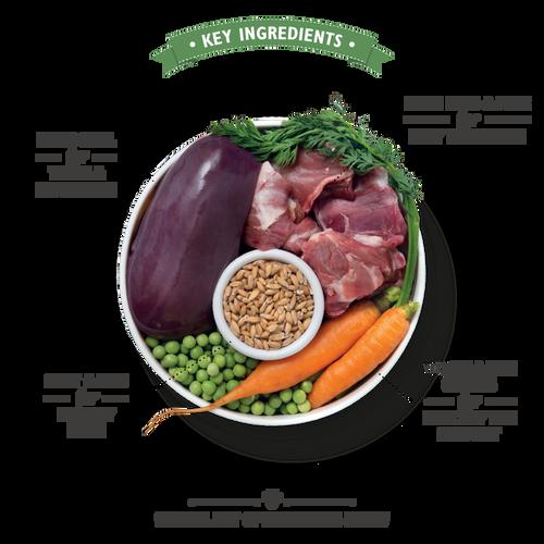 Organic Lamb Supper (150g)