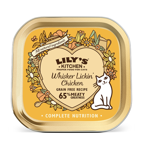 whisker lickin chicken for cats lilys kitchen
