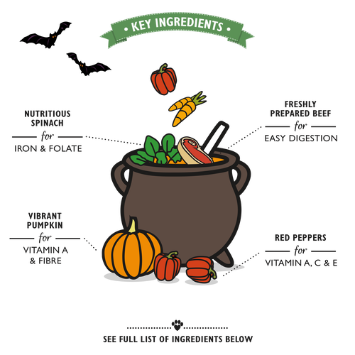 Halloween Beef Ghoooulash (6 x 400g)