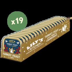 Christmas Turkey & Ham Feast (19 x 85g)