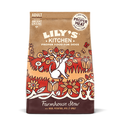 Beef Dry Food with Ancient Grains