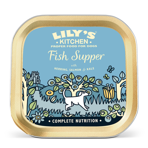 Fish Supper (150g)