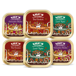 World Dishes 6 x 150g Multipack