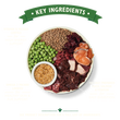 Duck, Salmon and Venison Dry Food