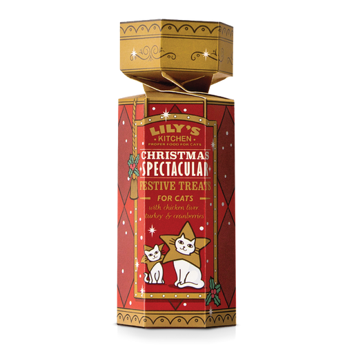 Christmas Spectacular Treats for Cats