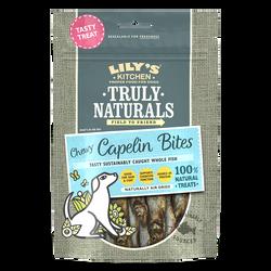 Chewy Capelin Bites