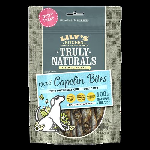Capelin bites