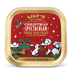 Christmas Three Bird Feast (150g)