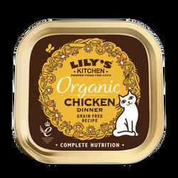 Organic Chicken Dinner