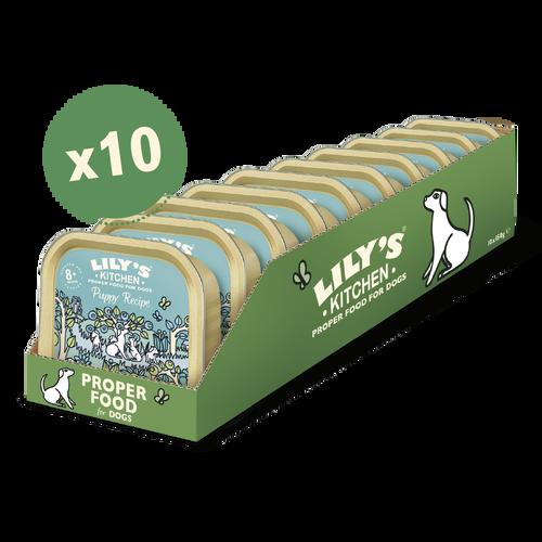 Turkey & Duck Puppy Recipe (10 x 150g)