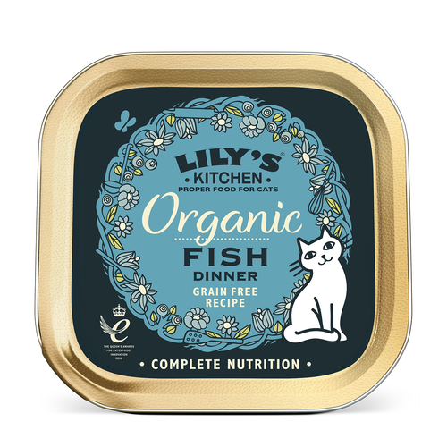 Organic Fish Dinner