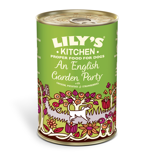 An English Garden Party (400g)