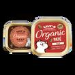Organic Beef Paté (19 X 85g)