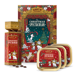 Christmas Spectacular Gift Set for Cats