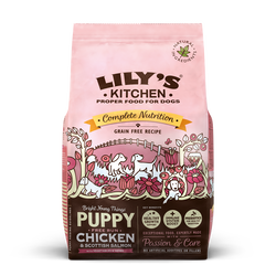 Chicken & Salmon Dry Food for Puppies