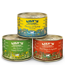 Classic Trio of Mini Tins (200g)