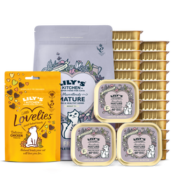 Discovery Pack for Senior Cats