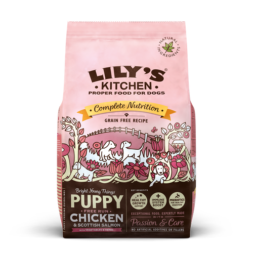 Trial Pack for Puppies