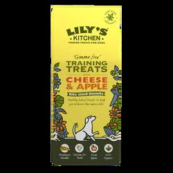 Organic Cheese and Apple Training Treats