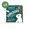 Shredded Fillets 8 x 70g Multipack