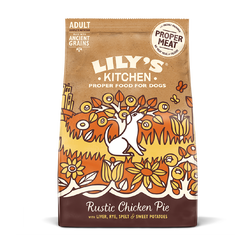 Chicken Dry Food with Ancient Grains
