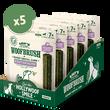 Medium Woofbrush Gut Health Dental Chew (5 x multipacks)