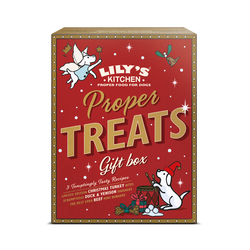 Christmas Proper Treats Gift Box