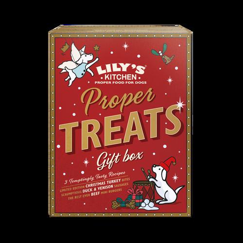 Christmas Proper Treats Gift Box