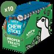 Chew Sticks with Salmon (10 x 120g)