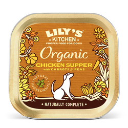 Organic Chicken Supper (150g)