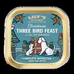Christmas Three Bird Feast (150g)