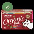Organic Paté 8 x 85g Multipack