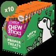 Chew Sticks with Turkey (10 x 120g)