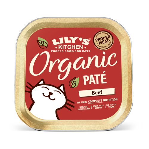 Organic Beef Paté