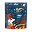 Festive Christmas Turkey Jerky