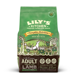 Lamb Dry Food