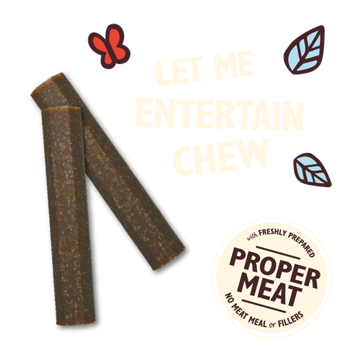 Chew Sticks with Beef