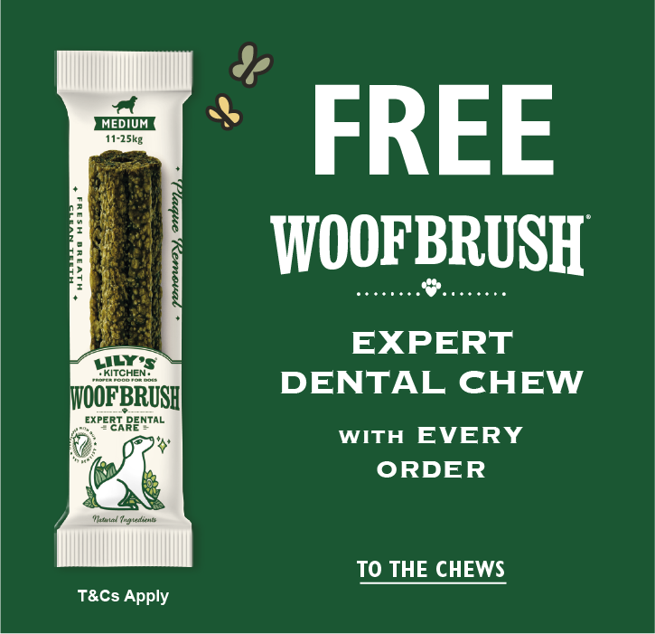 Free Dental Chew