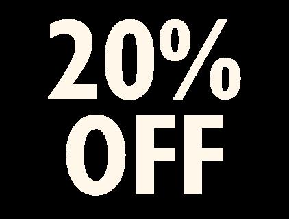 March sale