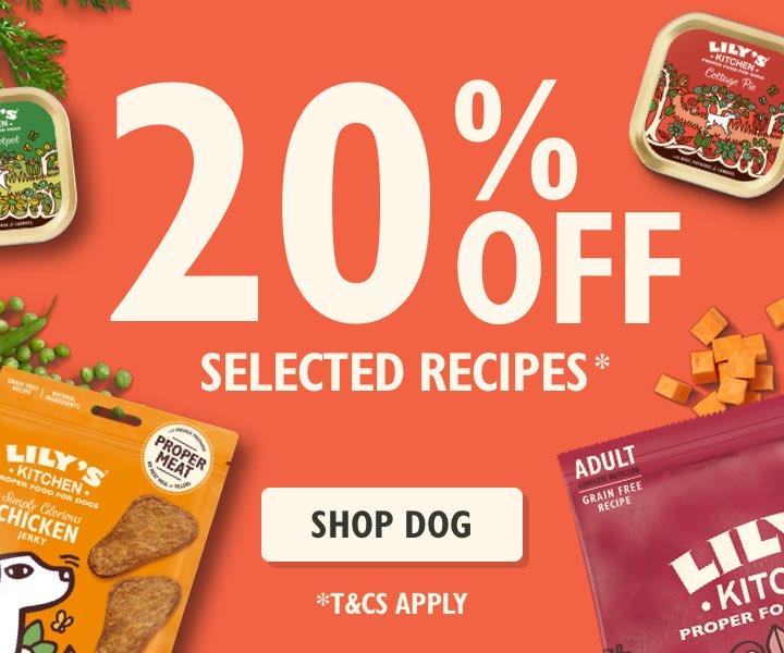 Dog Food Sale